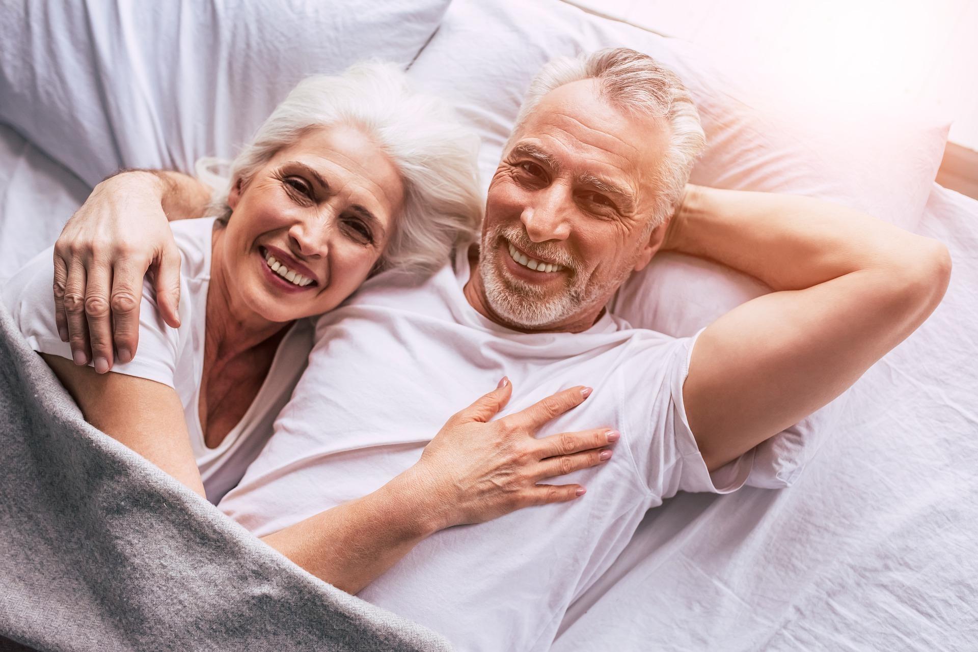 Liefde op hoge leeftijd