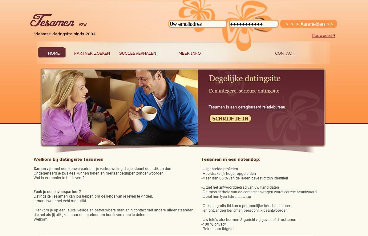 Website Tesamen