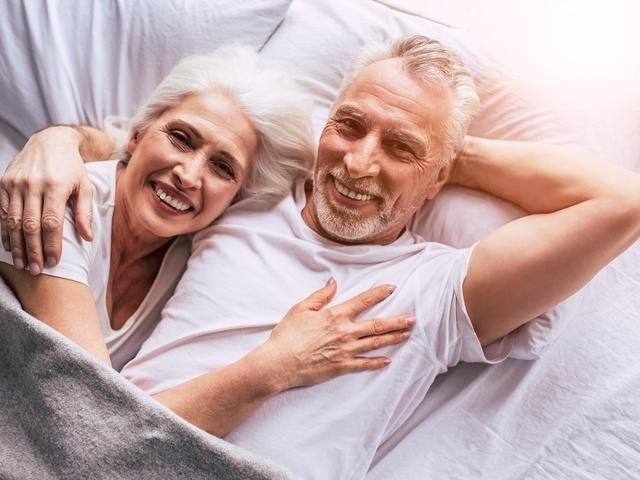 Het liefdesleven van senioren, hoe gaat dat?